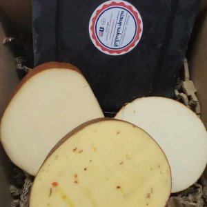 Pack que quesos ahumados