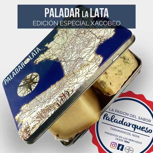 Paladar La Lata. Edición especial Xacobeo