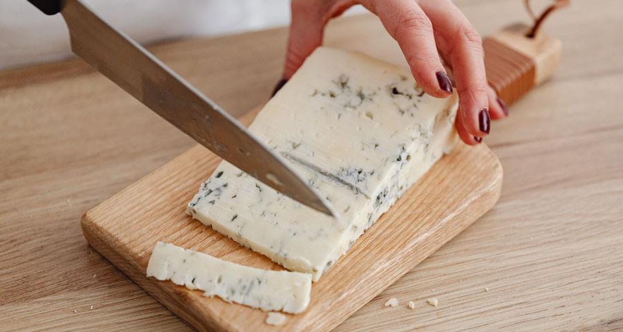 Utensilios para un amante del queso